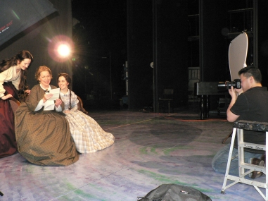 Little Women Photo Shoot