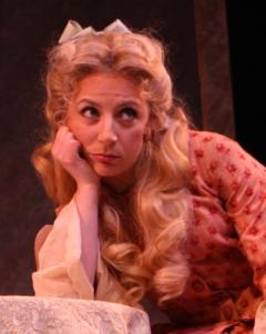 Shanna Marie Palmer as Amy March in Little Women