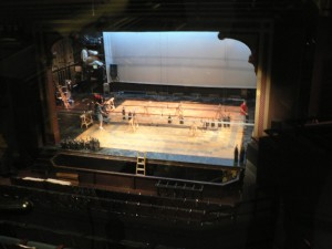 AIDA set in progress (designed by Carey Wong)