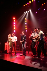 "Village Theatre's production of ""Million Dollar Quartet"""